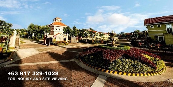 Camella Vista City Amenities - House for Sale in Vista City Philippines