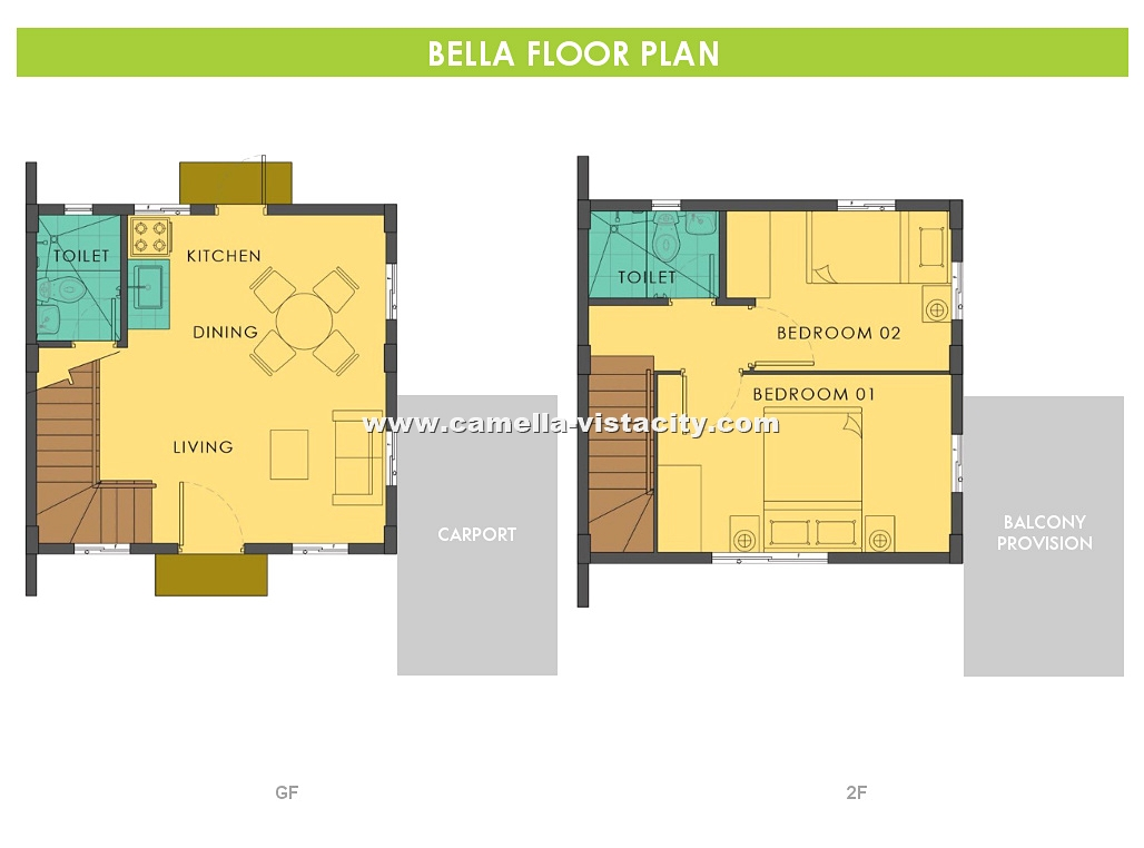 Bella House for Sale in Vista City Alabang
