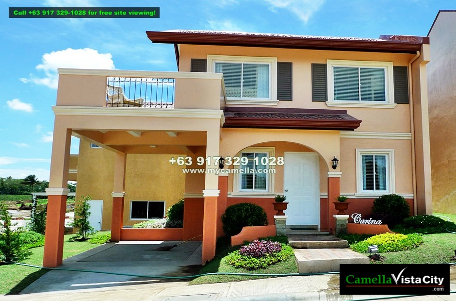 Carina House for Sale in Vista City