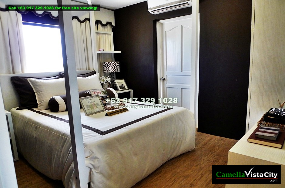 Camella Vista City Cara House And Lot For Sale In Vista City