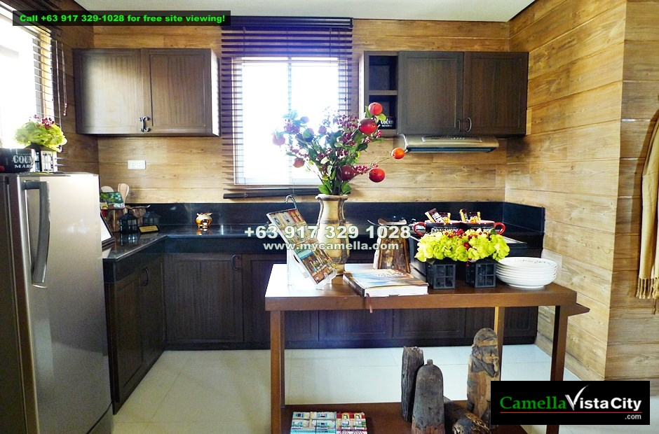 CAMELLA VISTA CITY | Dana House and Lot for Sale in Vista City