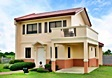 Elaisa House Model, House and Lot for Sale in Vista City Philippines