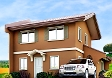 Ella House Model, House and Lot for Sale in Vista City Philippines
