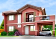 Freya House Model, House and Lot for Sale in Vista City Philippines