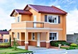 Mara House Model, House and Lot for Sale in Vista City Philippines