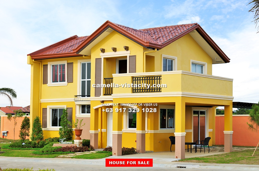 Camella Vista City - House and Lot for Sale in Vista City Philippines