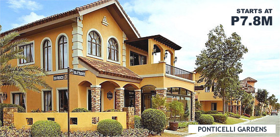 Camella Vista City Developer - House for Sale in Vista City Philippines