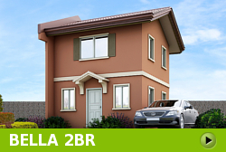 Bella House and Lot for Sale in Vista City Philippines