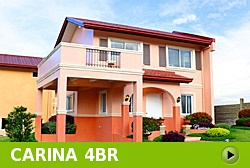 Carina House and Lot for Sale in Vista City Philippines
