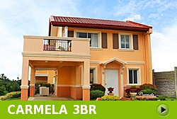 Carmela House and Lot for Sale in Vista City Philippines