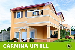 Carmina Uphill House and Lot for Sale in Vista City Philippines