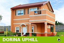 Dorina Uphill House and Lot for Sale in Vista City Philippines