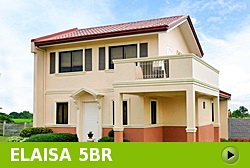 Elaisa House and Lot for Sale in Vista City Philippines