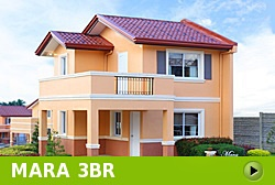 Mara House and Lot for Sale in Vista City Philippines