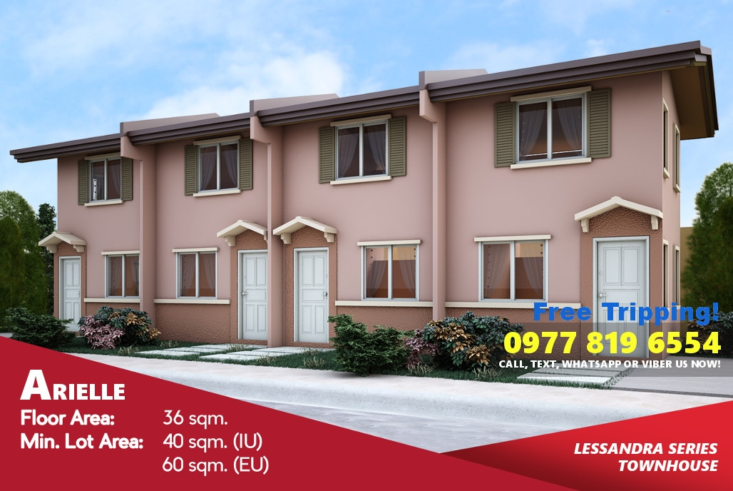 Arielle House for Sale in Daang Hari Vista City