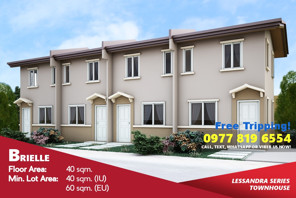 Brielle House for Sale in Daang Hari Vista City