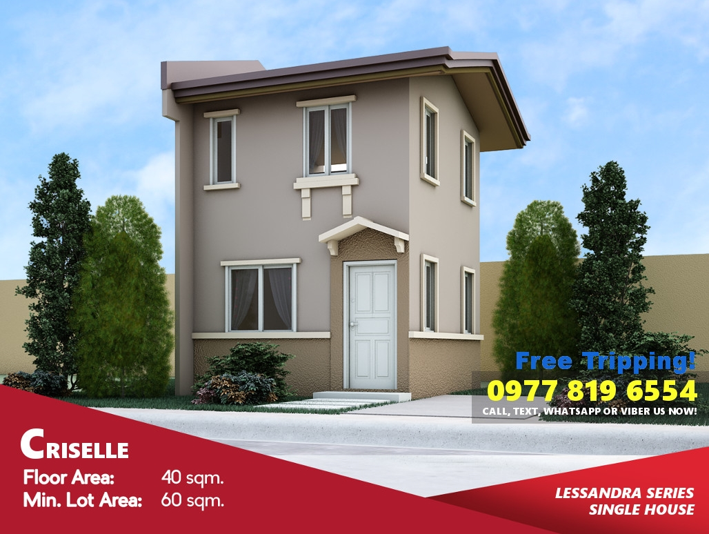 Criselle House for Sale in Daang Hari Vista City