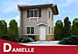 Danielle House Model, House and Lot for Sale in Vista City Philippines
