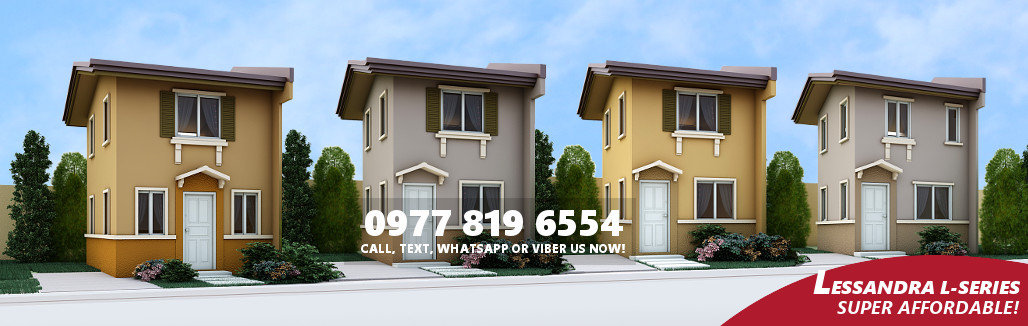 Lesandra L-Series Enclave - House for Sale in Daang Hari Vista City